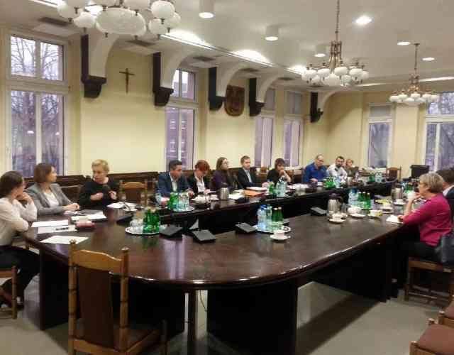 Spotkanie Koordynatorów projektów partnerskich