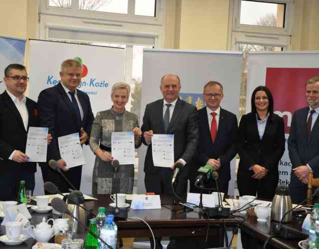 Poprawa jakości powietrza w Subregionie Kędzierzyńsko - Strzeleckim, etap II (autobusy)