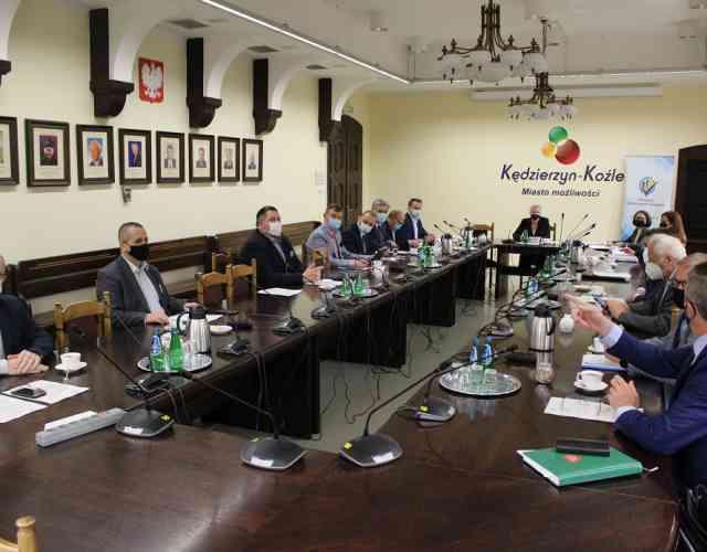 Walne Zgromadzenie Członków z nowym członkiem Subregionu